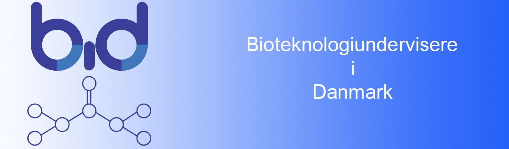 Bioteknologiundervisere i Danmark